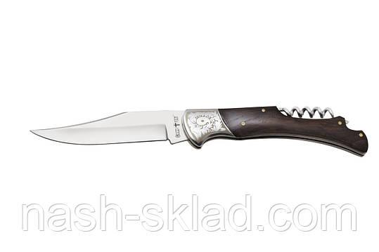 Нож  складной Все под рукой, штопор и открывалка, фото 2