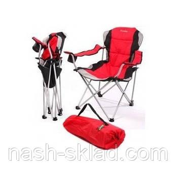 Кресло-шезлонг Элитный Рыбак + сумка, супер подарок мужчине, производство Украина, фото 2