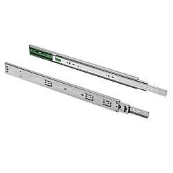 Направляючі повного висунення GTV VERSALITE LIGHT з доводчиком 45мм L=300 (PK-L-H45-300-GX)