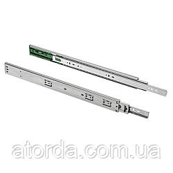 Направляющие полного выдвижения GTV VERSALITE LIGHT с доводчиком 45мм L=400 (PK-L-H45-400-GX)