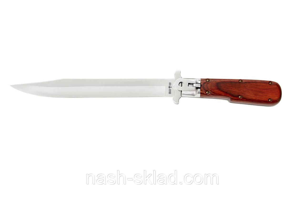 Нож Фюрера, штык-нож складной+ чехол в комплекте.