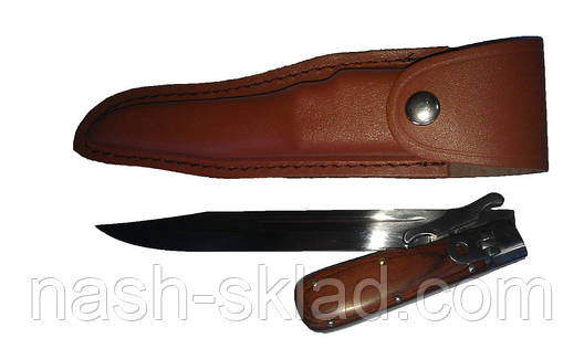 Ніж Фюрера, штик-ніж складаний+ чохол в комплекті., фото 2