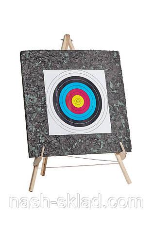 Стрелоуловитель для луков и арбалетов, 5000 выстрелов, толщина 10 см, материал изолонг, фото 2