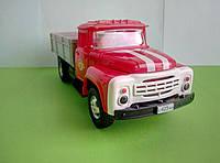 Игрушка грузовой самосвал ЗиЛ Автопарк красный, фото 1