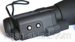 Прибор ночного видения 5х60  YUKON NV для наблюдения в ночных условиях, дальность 300 метров, фото 3