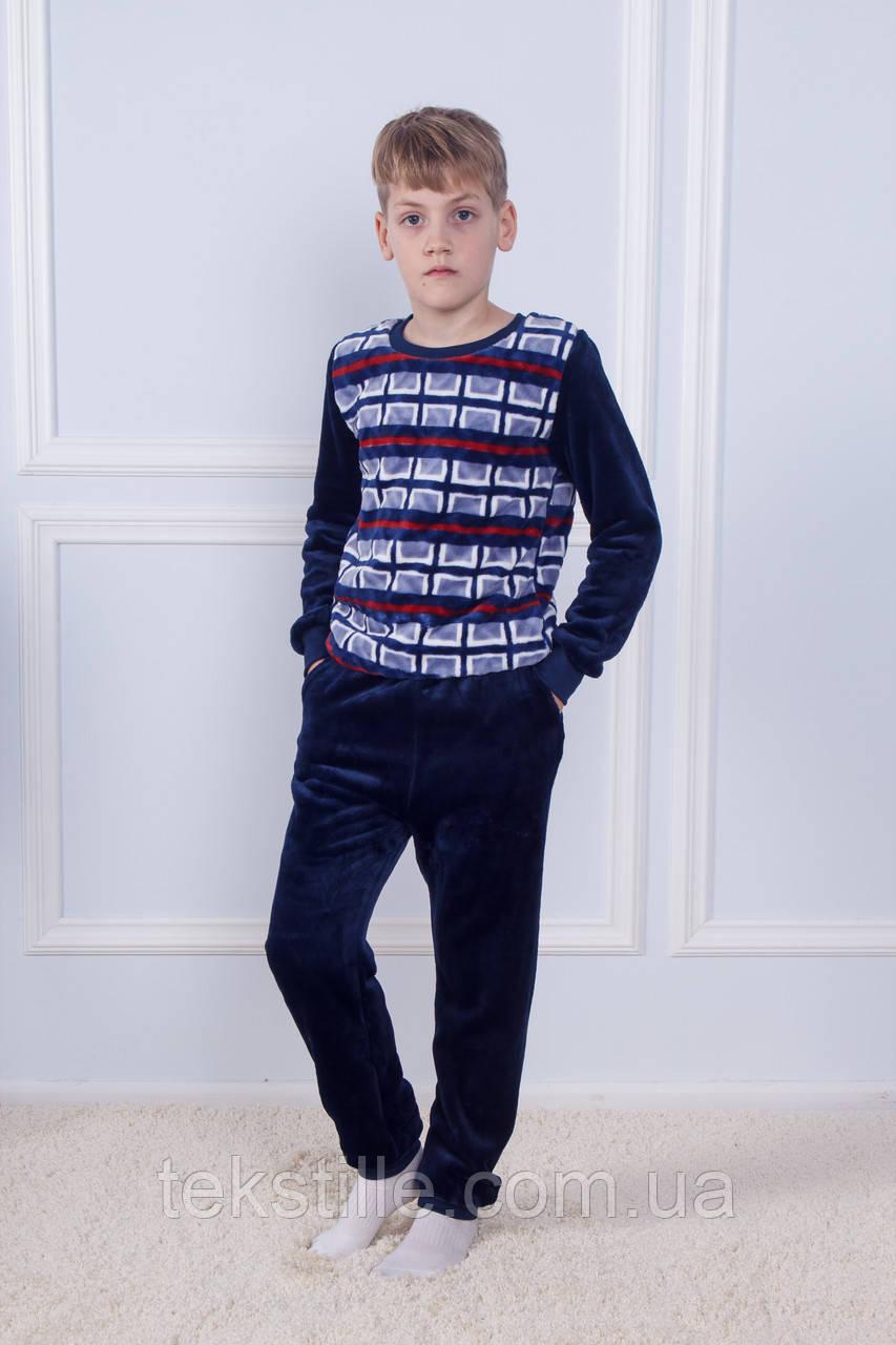 Піжама махрова для хлопчиків Sofi Soft 8 років