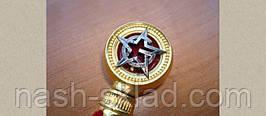 Кинжал масонский, символ могущества и богатства + подставка, фото 3