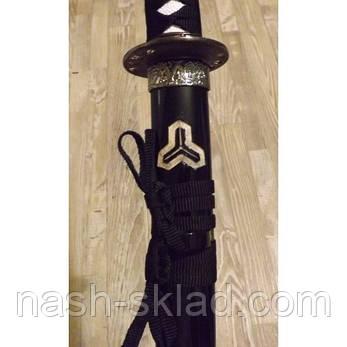 Катана сувенірна, самурайський меч, елітний подарунок + підставка, фото 2