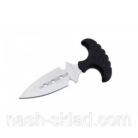 Нож тычковый спецназначения  с чехлом, доступная цена, фото 2
