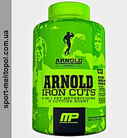 MusclePharm  Arnold  Series Iron Cuts 90 капс.