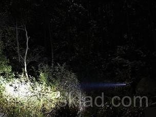 Фонарик Bailong Police Z8455, супер освещение , фото 2