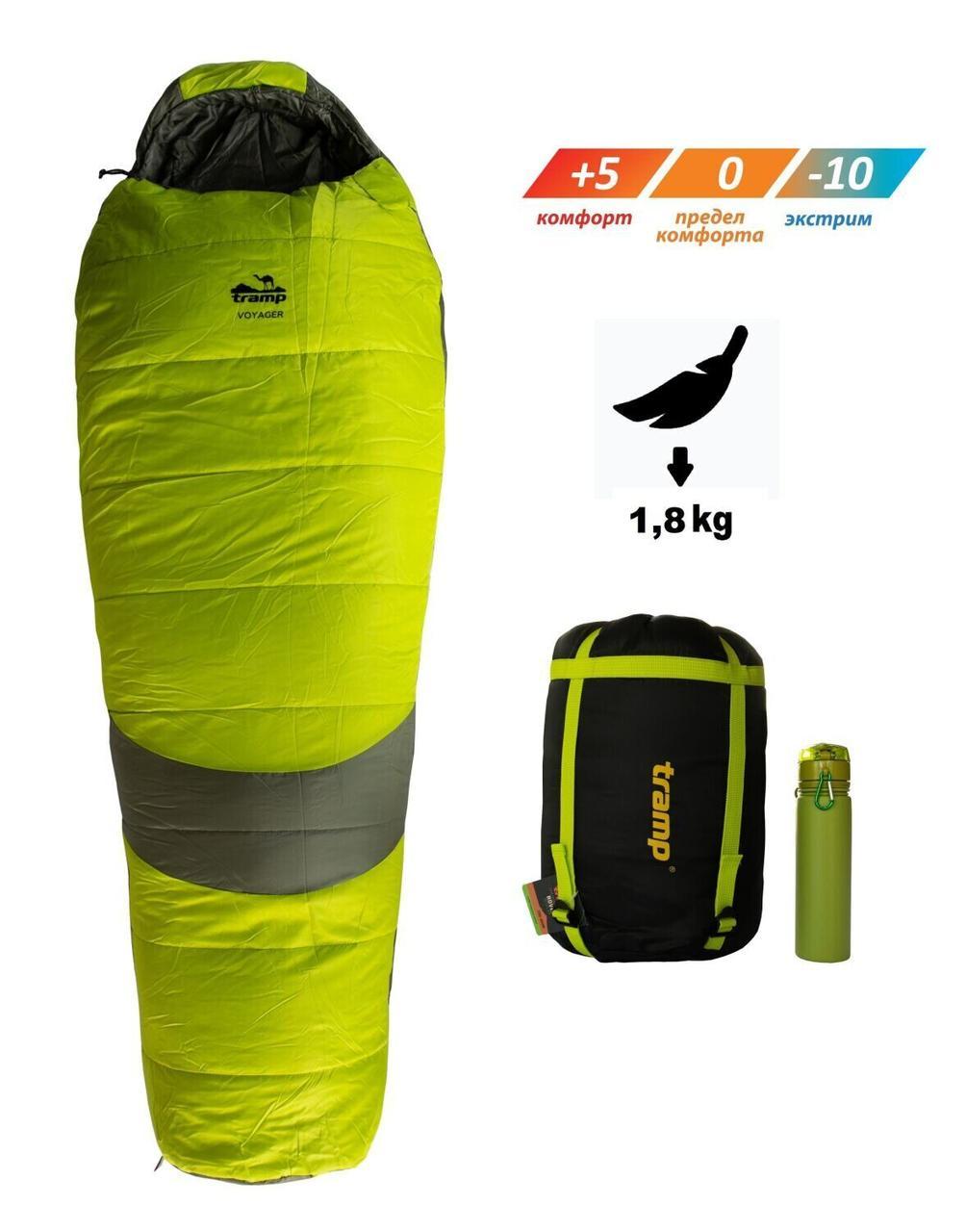 Спальный мешок Tramp Voyager Long TRS-052L