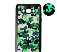 Чехол Remax Night Series Black Military для Samsung J710 (J7-2016) (светится в темноте)