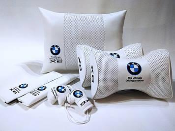 Комплект аксессуаров салона Автомобильная подушка Автомобилисту подарок Подарок автомобилисту мужчине