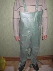 ОЗК рыбацкие заброды, водонепроницаемые, размер 45-47, фото 2
