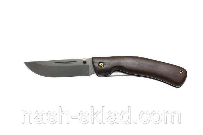 Нож складной Палисандра, качество отличное, удобный и надежный нож, фото 2