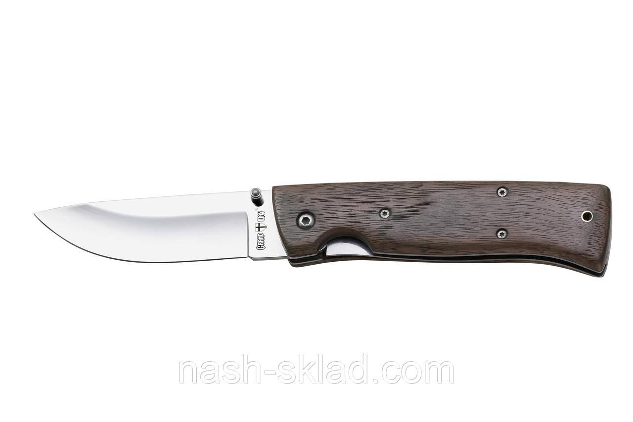 Ніж складаний Палісандра, якість відмінна, зручний і надійний ніж