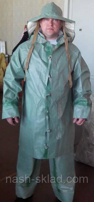 ОЗК рибальський костюм, армійський костюм Л1, оригінал,водонепроникні, розмір 45-47