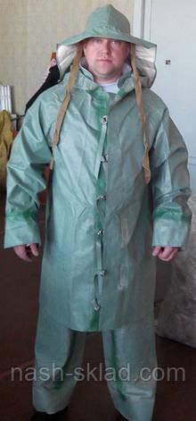 ОЗК рибальський костюм, армійський костюм Л1, оригінал,водонепроникні, розмір 45-47, фото 2