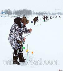 Ледобур Барнаул Торнадо 130 мм, производство Россия, фото 2
