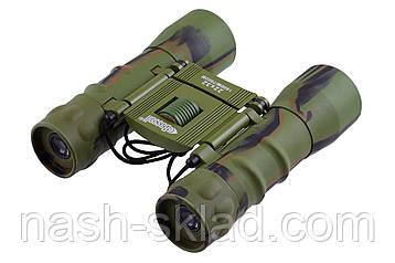 Бинокль 22X32 Bassell camo, производство Украина, чехол в комплекте, фото 2