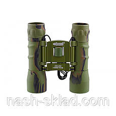 Бинокль 22X32 Bassell camo, производство Украина, чехол в комплекте, фото 3
