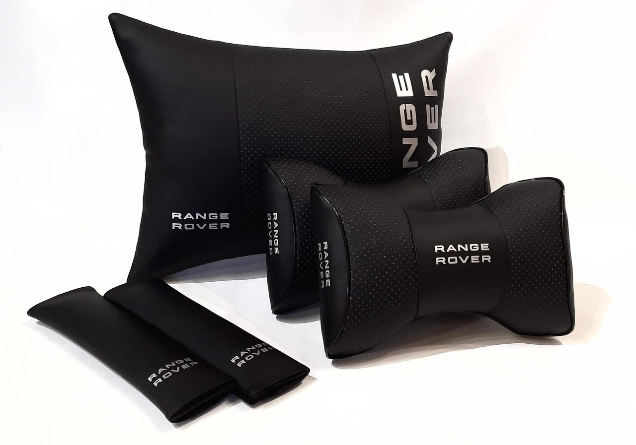 Комплект аксессуаров салона Автомобильная подушка Автомобилисту подарок Подарок в машину мужчине
