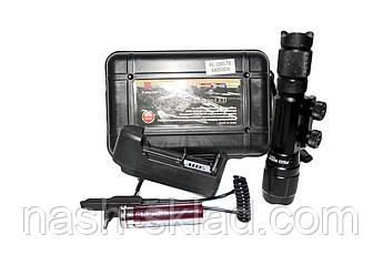 Подствольный оружейный фонарь с выносной кнопкой, зарядное устройство, фото 3