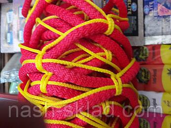 Гамак плетенный усиленный, ширина 150см, длинна 200см, толщина 8мм, фото 2