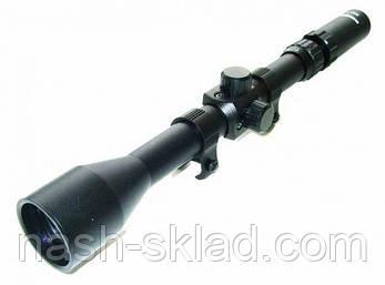 Прицел оптический 3-7x28, для пневматических винтовок, фото 2