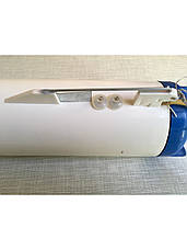 Торпеда для протяжки сетей пластиковая Турбо, защищенный корпус, луноход для зимней рыбалки, фото 2