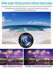 Міні екшн камера відеореєстратор SQ12, фото 2
