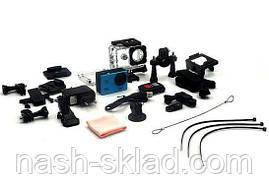 Экшн камера F60R - Full HD 4K Wi-Fi с пультом ДУ, фото 3