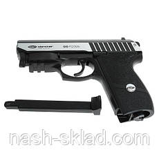 Пистолет пневматический Gletcher SS P232L, фото 3