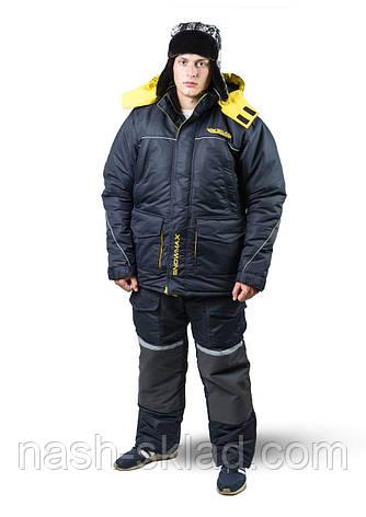 Зимний костюм для рыбалки и охоты  SNOWMAX Новинка сезона!, фото 2