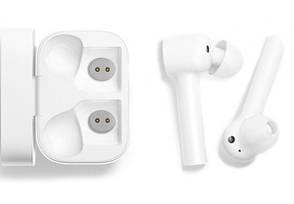 Беспроводные наушники Mi Air True Wireless Earphones (ZBW4485GL) White Витрина, фото 2