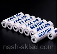 Аккумулятор Beston AA 1.2V 3000 mAh Ni-Mh, фото 2