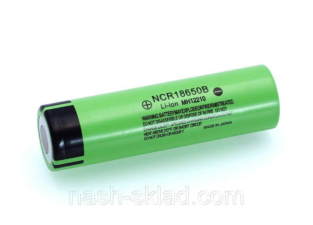 Аккумулятор Panasonic NCR18650B 3350mAh