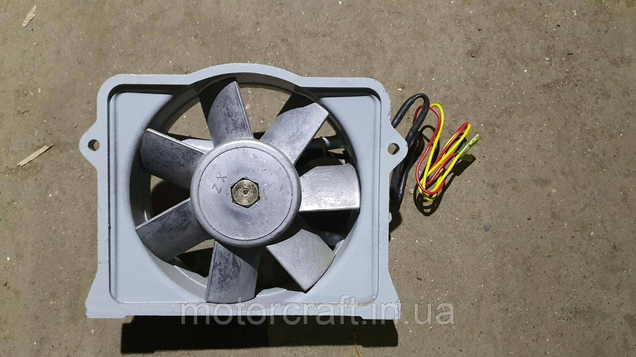 Вентилятор системи охолодження з генератором в зборі R-195