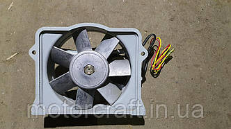 Вентилятор системы охлаждения с генератором в сборе R-195