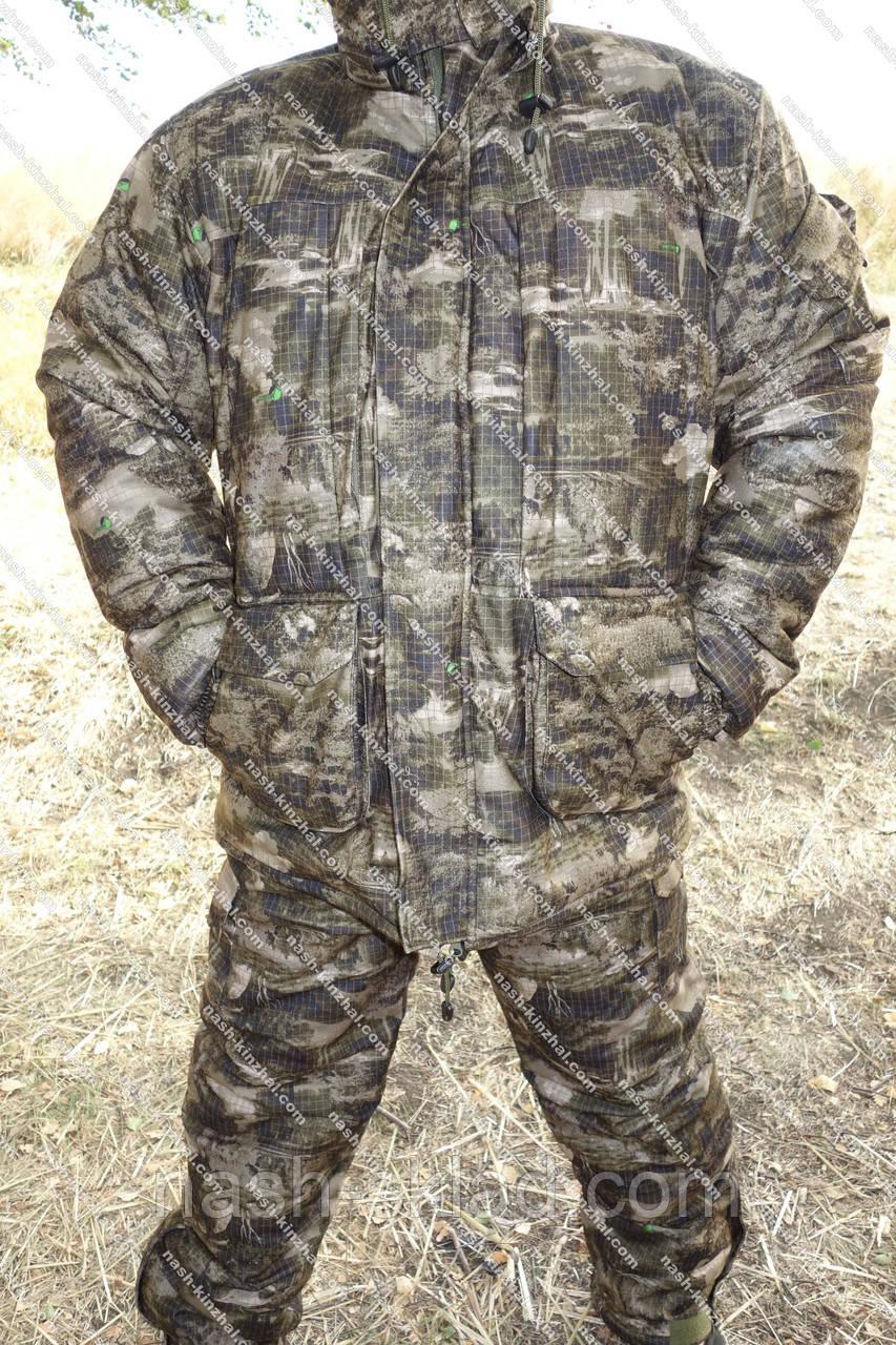 Зимний рыбацкий костюм Карпаты