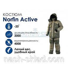Зимовий костюм Norfin Active розмір XXL, фото 3