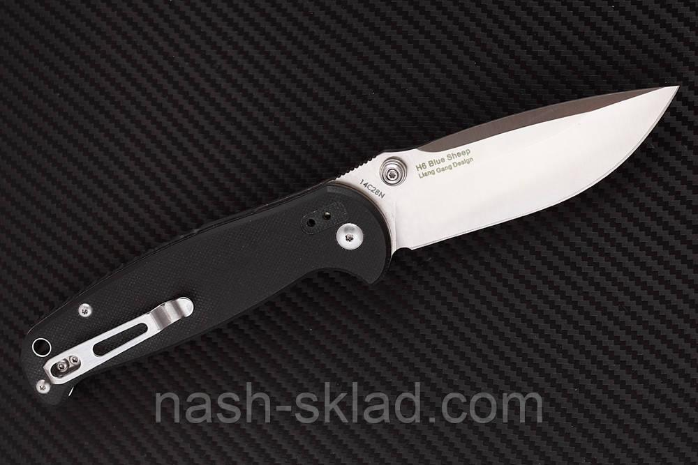 Ніж складаний Real Steel H6 Special Edition для повсякденного носіння і використання
