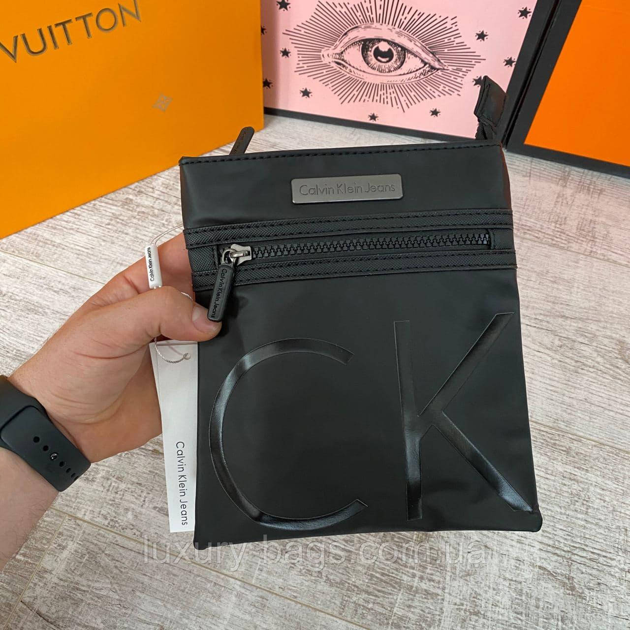 Чоловіча сумка планшетка Calvin Klein