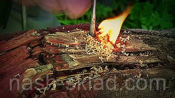 Огниво туристической Шерхан + компас, фото 2