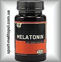 Optimum Nutrition Melatonin 100 таб.