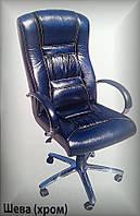 Кресло руководителя - Sheva - Chrome-2
