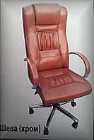 Кресло руководителя - Sheva - Chrome