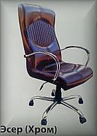 Кресло руководителя - Esser - Chrome