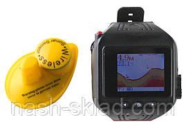 Эхолот часы Lucky, помощник рыбака, крупный улов гарантирован, фото 2
